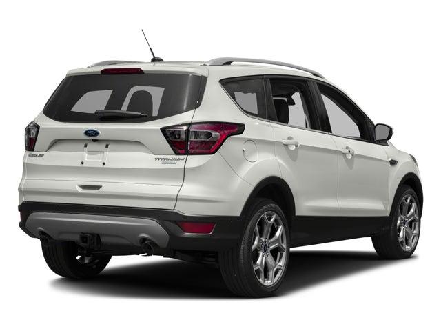 2017 Ford Escape Anium In Iowa Falls Ia Dale Howard Auto Center