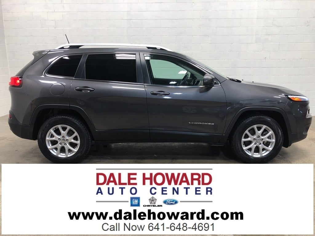 2016 Jeep Cherokee Laude In Iowa Falls Ia Dale Howard Auto Center