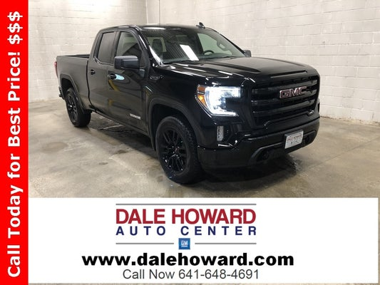 2020 Gmc Sierra 1500 Elevation Iowa Falls Ia Ames Marshalltown
